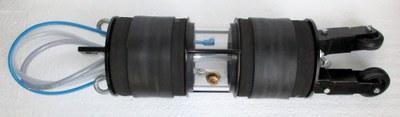 Muffenprüfpacker DN 250 - DN 300