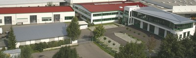 Betriebsgelände JT-elektronik