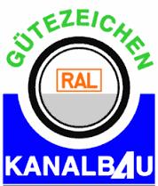 Güteschutz Kanalbau Logo