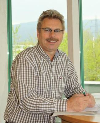Firmengründer Dipl.-Ing. Ulrich Jöckel